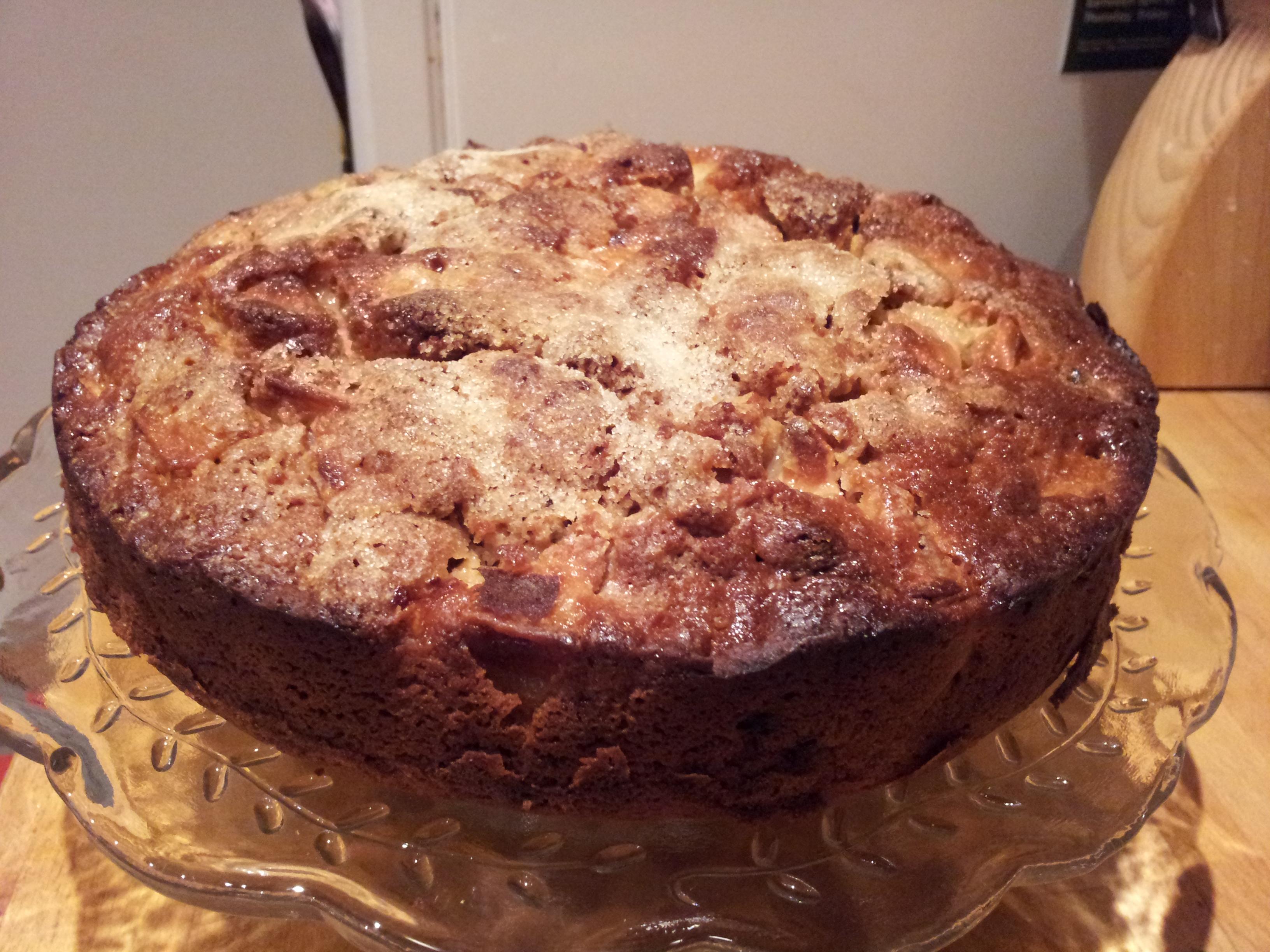 Herman german friendship cake starter recipe