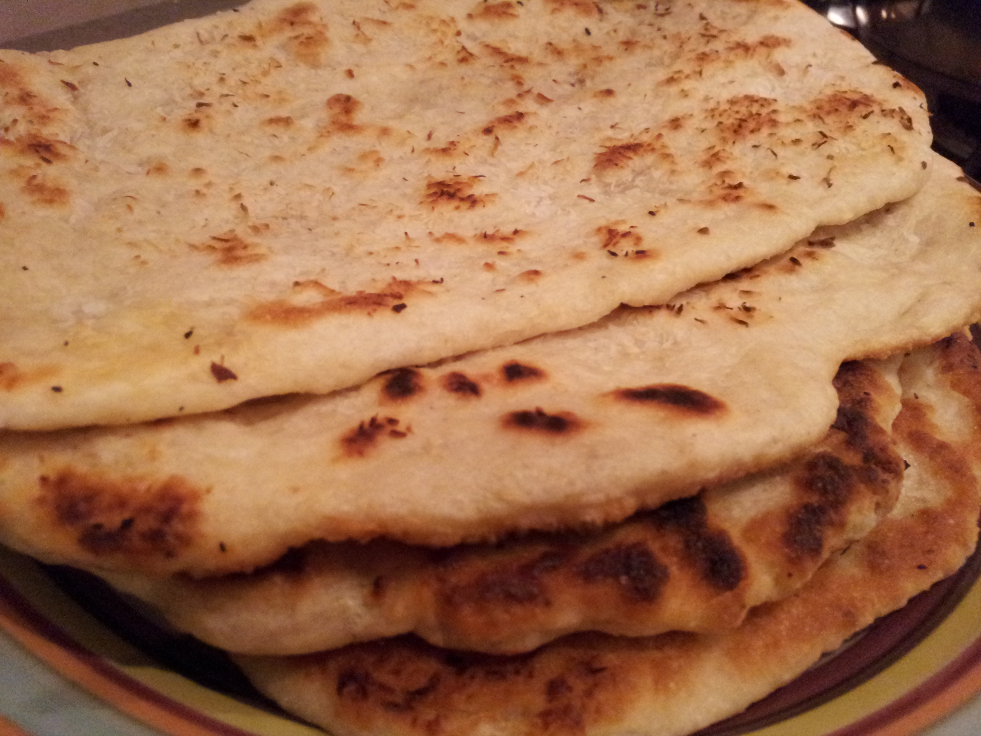 ... Peshwari Naan Bread – India | Around the World in 80 Bakes