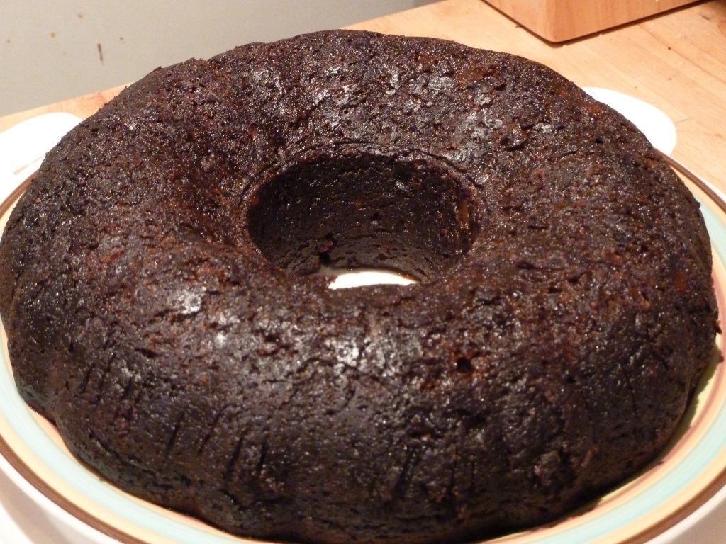 28. Jamaican Black (Rum) Cake - The most alcoholic cake I've ever baked