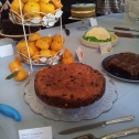 Wiltshire Lardy Cake at the Clandestine Cake Club