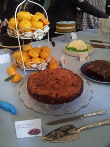 36. Wiltshire Lardy Cake - Let Them Eat Lard! - 18th Century Clandestine Cake Club - EAT Festival
