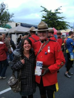 Mountie Meeting