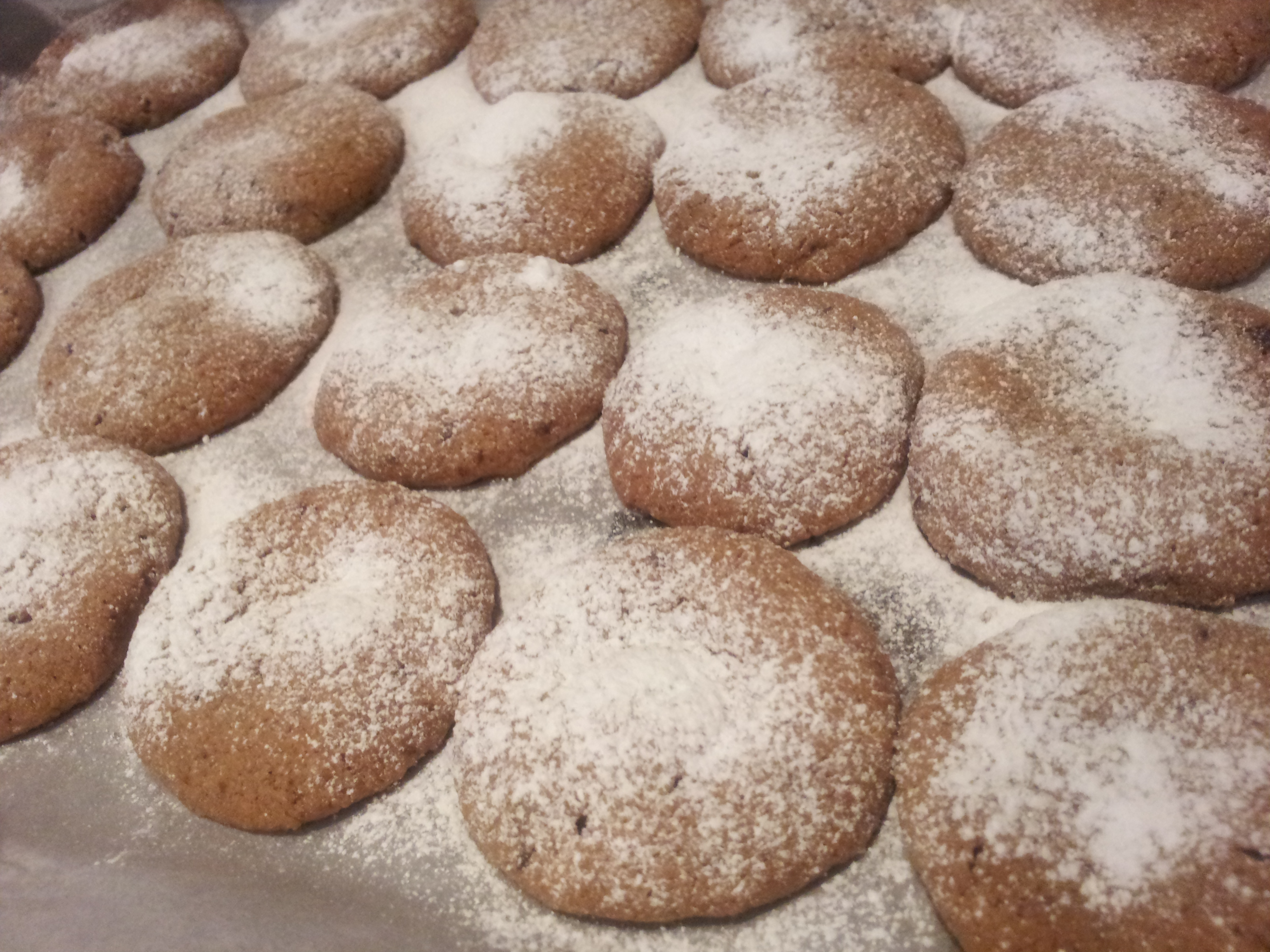 Spanish Wedding Cake Cookies Recipe