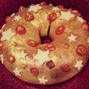 45. Rosca de Reyes – Spanish 3 Kings Cake