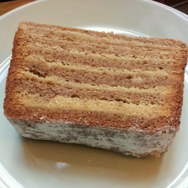 Indonesian Spice Layer Cake Recipe