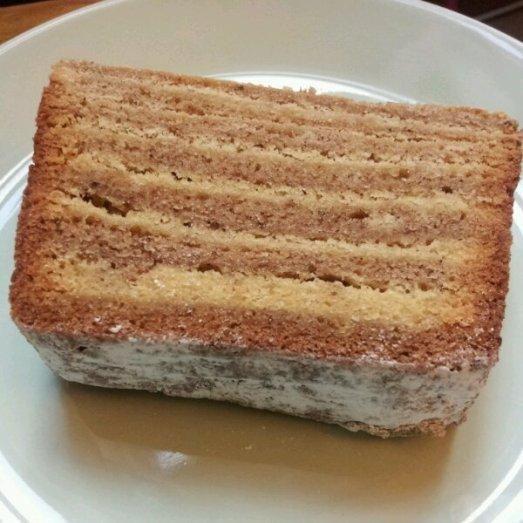 Indonesian Layered Cake With Cardamom