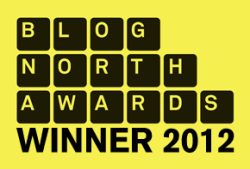 Blog North 2012 Winner