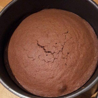 Baked Sachertorte