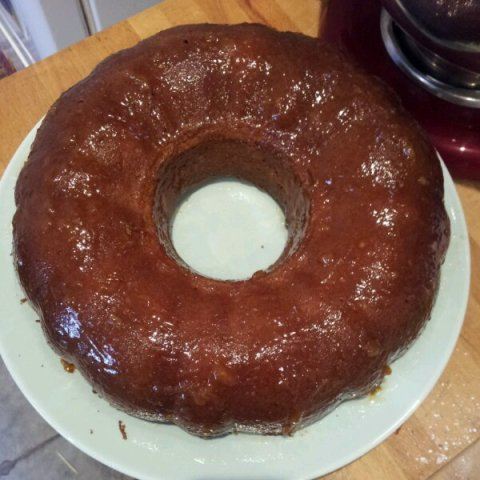 jam up the bundt