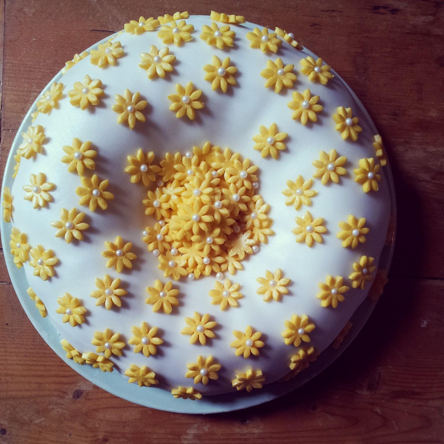 Traditional Madeira Bundt Cake Recipe