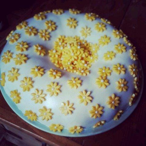 Baby Bundt Cake