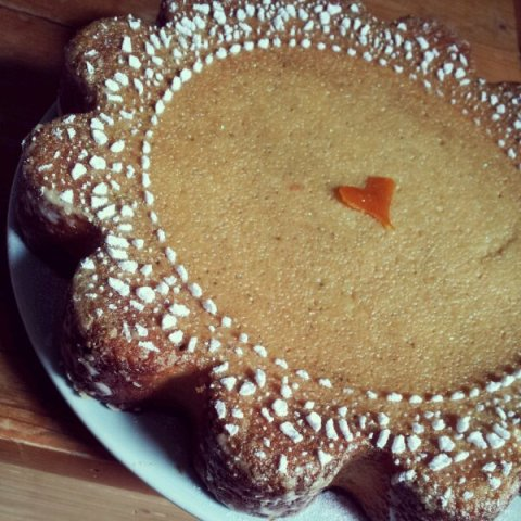 Armenian Orange and Almond Cake