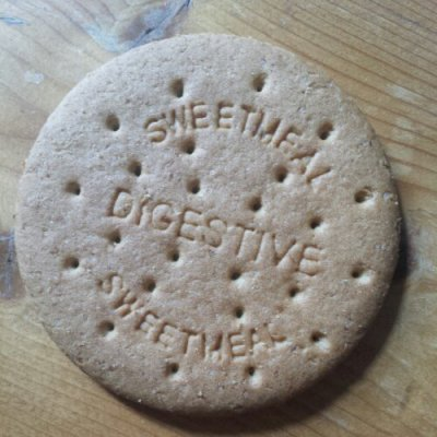 The classic storecupboard essential- digestive biscuits
