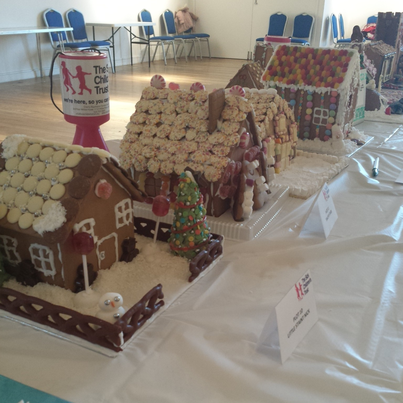 The Alternative Gingerbread House Gingerbread Cave And