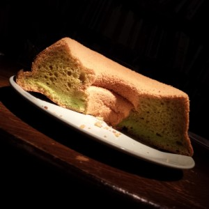 The Magnificent Pandan Chiffon Cake