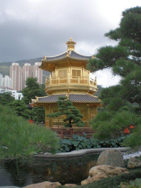 Golden Temple - Hong Kong