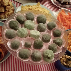 My Mochi Mountain at Confidential Canapé Collective