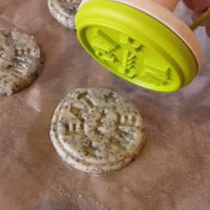 Eat Me - cookie stamper
