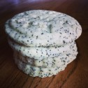 61. Hungarian Lemon and Poppy Seed Cookies