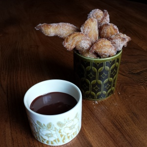Curly Churros