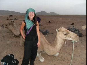 Camel trekking into the Sahara fuelled by flatbreads