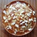 Lemon, Almond and Elderflower Drizzle Cake
