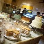 Cake porn at Magnolia Bakery