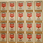 Andy Warhol at the MOMA