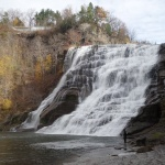 Waterfalls are to be found everywhere in Ithaca